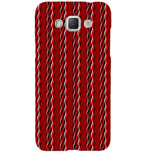 ifasho Design lines pattern Back Case Cover for Samsung Galaxy Grand Max