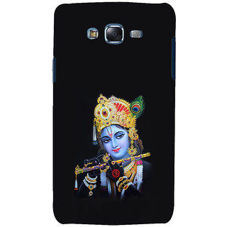 ifasho Lord Krishna with Flute Back Case Cover for Samsung Galaxy J7
