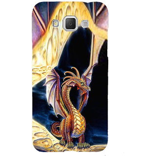 ifasho animated Dragon Back Case Cover for Samsung Galaxy Grand Max