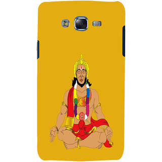 ifasho Lord Hanuman Back Case Cover for Samsung Galaxy J7