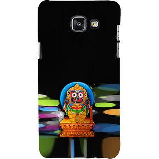 ifasho Jagannath Back Case Cover for Samsung Galaxy A7 A710 (2016 Edition)