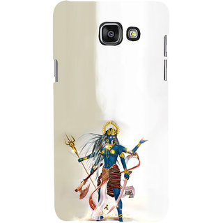 ifasho goddess  maa Kali Ugra tara Back Case Cover for Samsung Galaxy A7 A710 (2016 Edition)