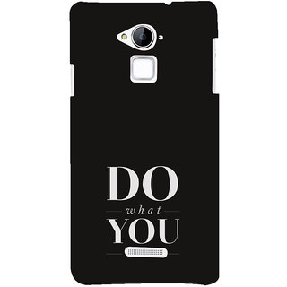 ifasho Modern Quotes Do what you love Back Case Cover for Coolpad Note 3