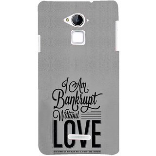 ifasho Love Quotes Back Case Cover for Coolpad Note 3