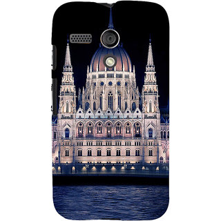ifasho Victoria palace Back Case Cover for Moto G