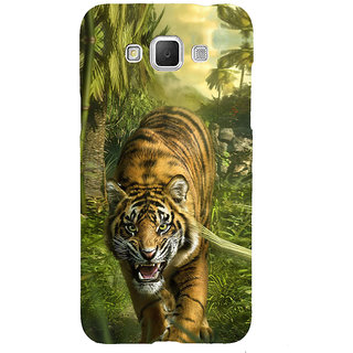 ifasho Angry Tiger  Back Case Cover for Samsung Galaxy Grand3