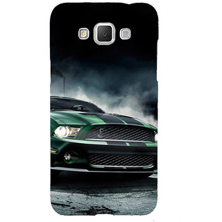 ifasho Royal  Running Car in wind Back Case Cover for Samsung Galaxy Grand3