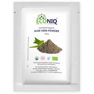 Econiq Aloe verapowder (100g)