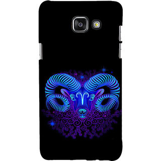 ifasho zodiac sign capricorn Back Case Cover for Samsung Galaxy A7 A710 (2016 Edition)