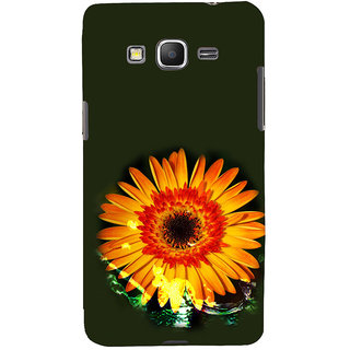 ifasho one Flowers Back Case Cover for Samsung Galaxy Grand Prime