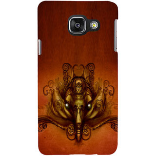 ifasho Modern Art Ganesh Back Case Cover for Samsung Galaxy A3 A310 (2016 Edition)