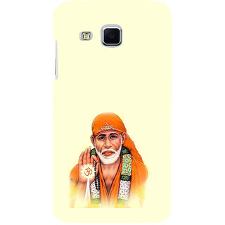 ifasho Shirdi wale Sai Baba Back Case Cover for Samsung Galaxy J3