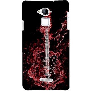 ifasho Animated  Guitar Back Case Cover for Coolpad Note 3