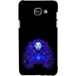 ifasho zodiac sign virgo Back Case Cover for Samsung Galaxy A7 A710 (2016 Edition)