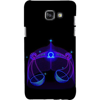 ifasho zodiac sign Libra Back Case Cover for Samsung Galaxy A7 A710 (2016 Edition)