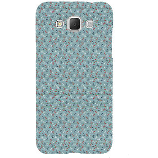 ifasho Modern Art Design Pattern with Lot Of small anchor Back Case Cover for Samsung Galaxy Grand3