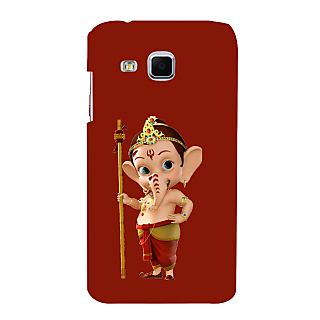 ifasho Modern Art Ganesh Back Case Cover for Samsung Galaxy J3