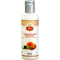 MSG Organic Shower Gel 100ml