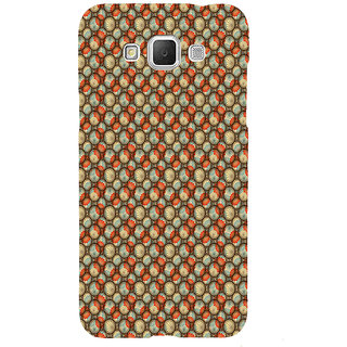 ifasho Animated Pattern With flower inside Circle  Back Case Cover for Samsung Galaxy Grand Max