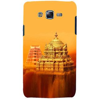 ifasho Tirupati Balaji Temple Back Case Cover for Samsung Galaxy J5