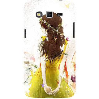 ifasho Princess painting Back Case Cover for Samsung Galaxy Grand