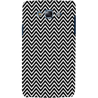ifasho Animated Pattern of Chevron Arrows Back Case Cover for Samsung Galaxy J7 (2016)