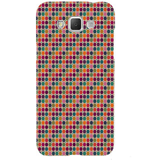 ifasho Animated Pattern  littel and Big colourful Circle Back Case Cover for Samsung Galaxy Grand Max