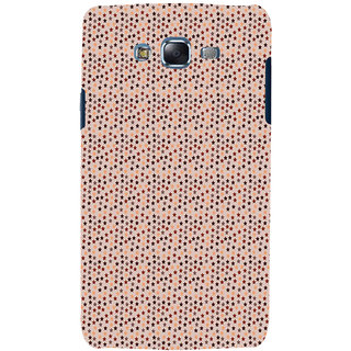 ifasho Animated Pattern colourful littel stars Back Case Cover for Samsung Galaxy J5