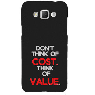ifasho life Quotes Back Case Cover for Samsung Galaxy Grand Max