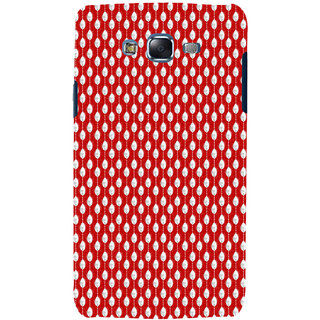 ifasho Animated Pattern design in pearl  Back Case Cover for Samsung Galaxy J5
