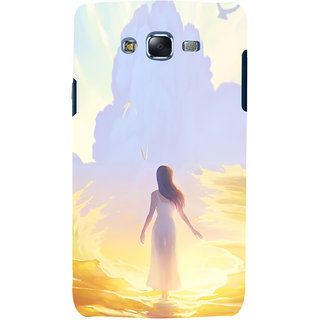 ifasho Girl painting Back Case Cover for Samsung Galaxy J7