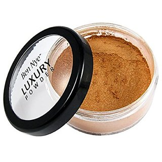 Ben Nye Shimmer Powder .53oz Dome Jar (BRONZE SHIMMER POWDER)