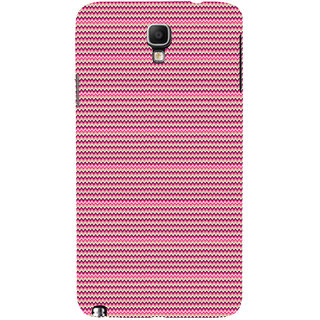 ifasho Animated Pattern of pink lining pattern Back Case Cover for Samsung Galaxy Note3 Neo