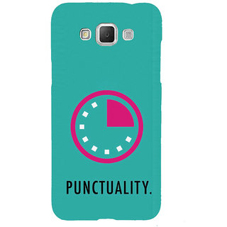 ifasho Puncutality Back Case Cover for Samsung Galaxy Grand Max