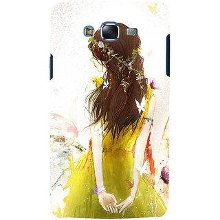 ifasho Princess painting Back Case Cover for Samsung Galaxy J7 (2016)