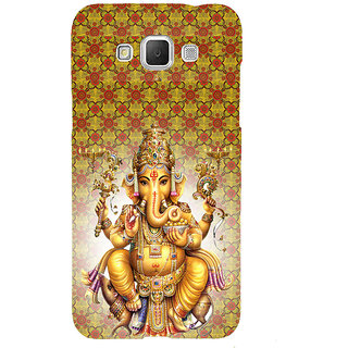 ifasho Lord Ganesha Back Case Cover for Samsung Galaxy Grand3