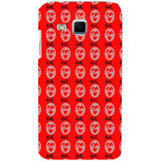 ifasho Animated Pattern With Love and heart Back Case Cover for Samsung Galaxy J3