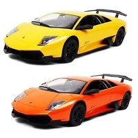 Combo Of 2 Rechargeable Lamborghini Rc Cars