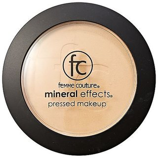 Femme Couture Mineral Effects Pressed Makeup Fairly Lit