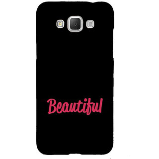 ifasho Bautiful word Back Case Cover for Samsung Galaxy Grand Max