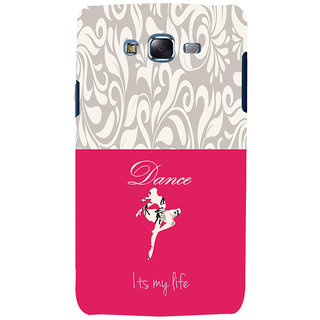 ifasho Dance its my life Back Case Cover for Samsung Galaxy J5
