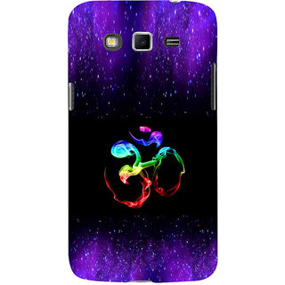 ifasho Om animated design Back Case Cover for Samsung Galaxy Grand