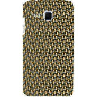 ifasho Animated Pattern of Chevron Arrows  Back Case Cover for Samsung Galaxy J3