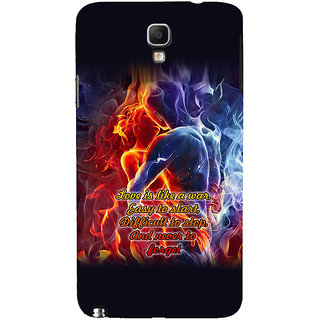 ifasho Love Quotes for love Back Case Cover for Samsung Galaxy Note3 Neo