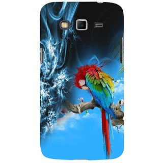 ifasho Parrot In Animation Back Case Cover for Samsung Galaxy Grand