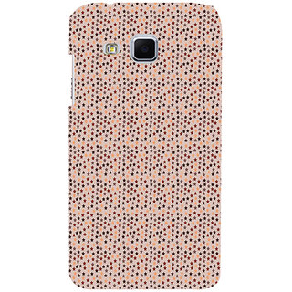 ifasho Animated Pattern colourful littel stars Back Case Cover for Samsung Galaxy J3