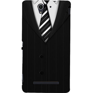 ifasho Gentle man  Back Case Cover for Sony Xperia C3 Dual