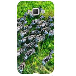 ifasho Zebra with S3Dipes Back Case Cover for Samsung Galaxy Grand Max