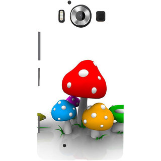 ifasho Mushrooms cartoon Back Case Cover for Nokia Lumia 950