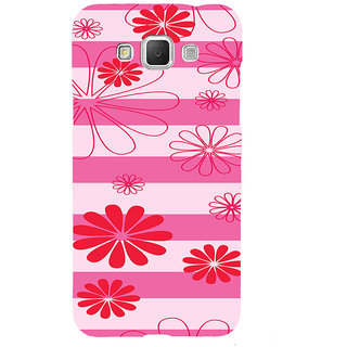 ifasho Modern Art Design animated cloth Pattern of flower Back Case Cover for Samsung Galaxy Grand Max